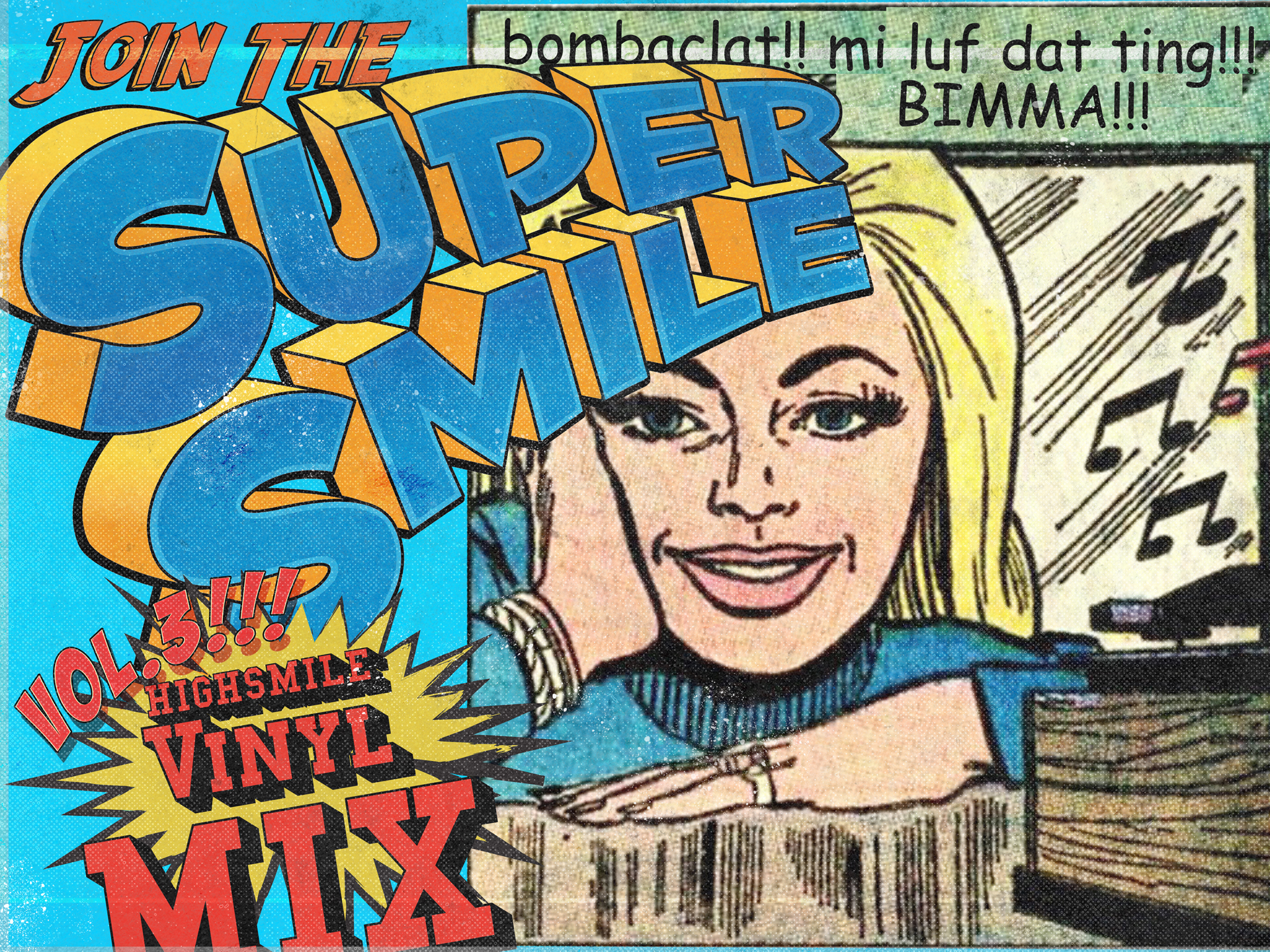 Vinyl Mixes HighSmileHiFi